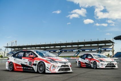 Toyota Corolla Altis Wins 24-Hours Nürburgring SP3 Class for Second Consecutive Year 2