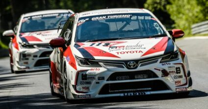 Toyota Corolla Altis Wins 24-Hours Nürburgring SP3 Class for Second Consecutive Year 3