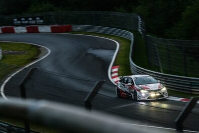 Toyota Corolla Altis Wins 24-Hours Nürburgring SP3 Class for Second Consecutive Year 14