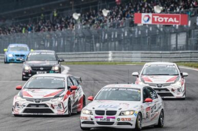 Toyota Corolla Altis Wins 24-Hours Nürburgring SP3 Class for Second Consecutive Year 4