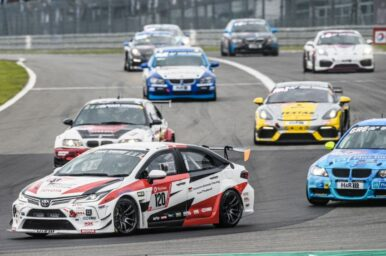 Toyota Corolla Altis Wins 24-Hours Nürburgring SP3 Class for Second Consecutive Year 5