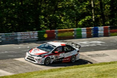 Toyota Corolla Altis Wins 24-Hours Nürburgring SP3 Class for Second Consecutive Year 8