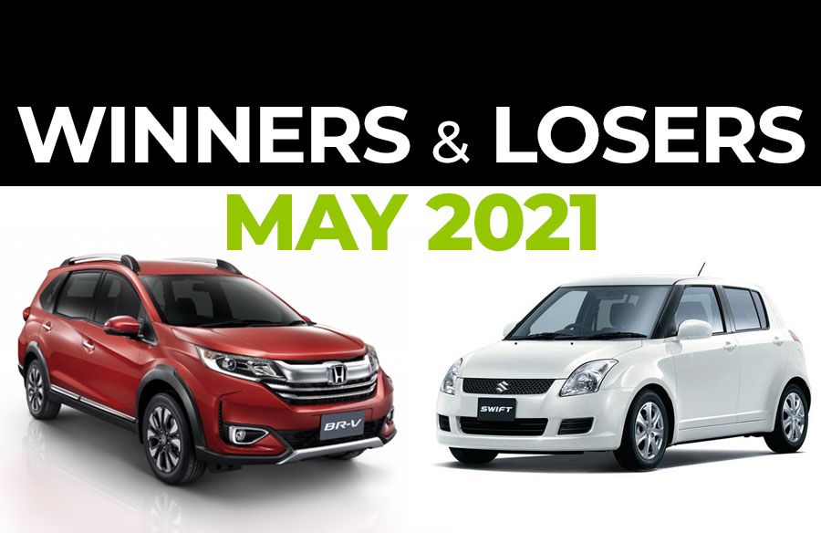 Winners Losers May