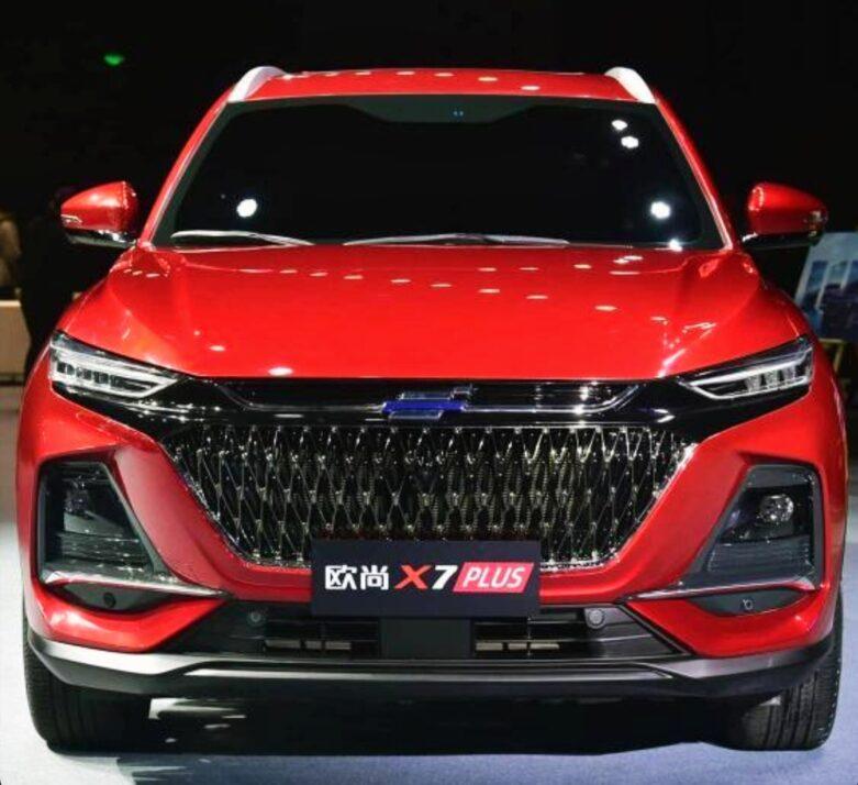 Changan to Launch Oshan X7 SUV Soon 14