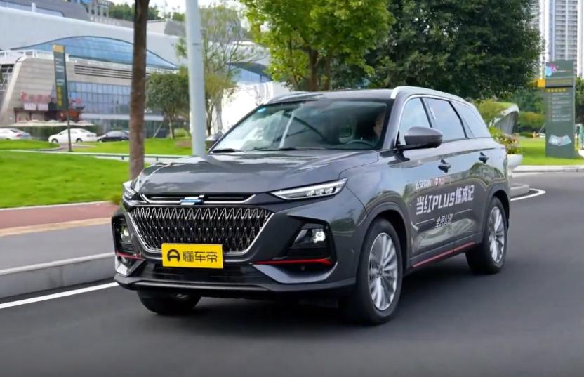 Changan to Launch Oshan X7 SUV Soon 22
