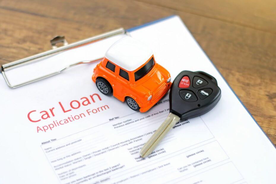 car loan application with car keys and model car royalty free image 1583160147
