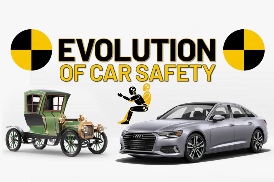 car safety evolution