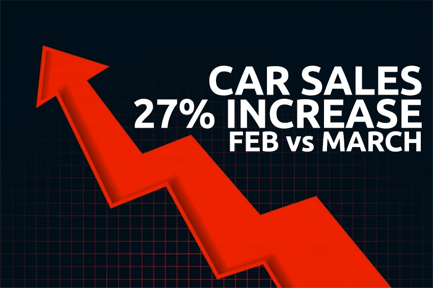 Car Sales in March- A Month-on-Month Comparison 5