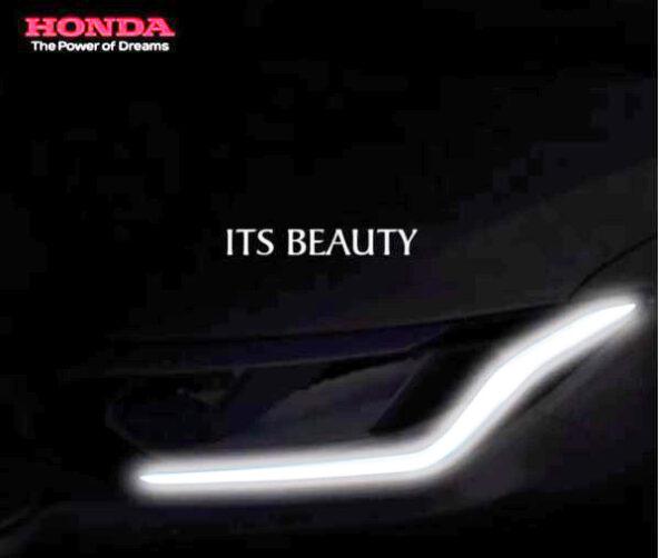 "Honda Atlas Teases the ""New"" City Ahead of Launch 2"