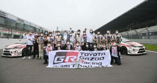 Toyota Corolla Altis Wins 24-Hours Nürburgring SP3 Class for Second Consecutive Year 22