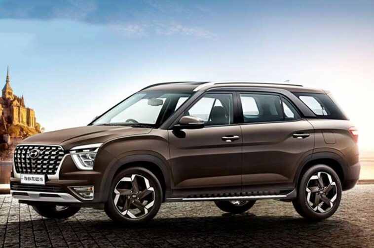 Hyundai Alcazar Launched in India from INR 16.3 Lac 6
