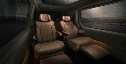 Hyundai Staria Revealed Ahead of Debut 11