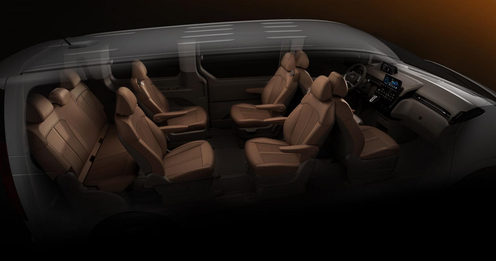 Hyundai Staria Revealed Ahead of Debut 3