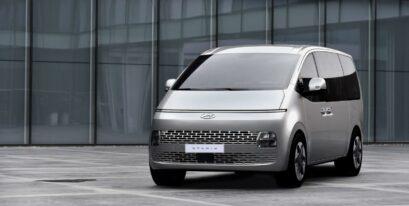 Hyundai Staria Revealed Ahead of Debut 6