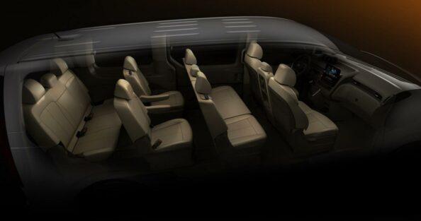 Hyundai Staria Revealed Ahead of Debut 9
