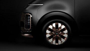 Hyundai Staria Revealed Ahead of Debut 8