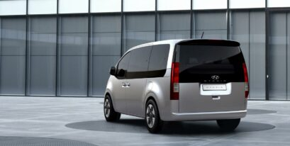 Hyundai Staria Revealed Ahead of Debut 7