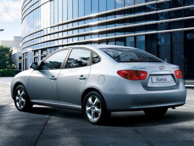 History of Hyundai Elantra 12
