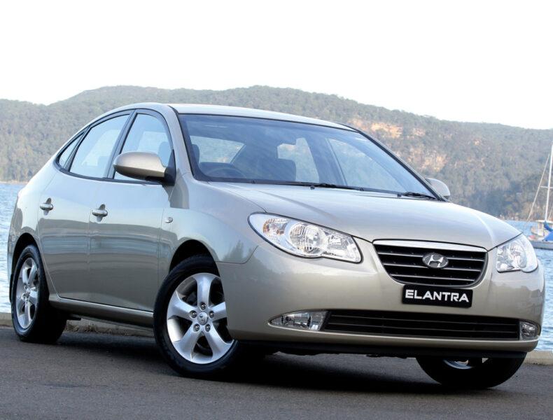 History of Hyundai Elantra 11
