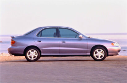 History of Hyundai Elantra 5
