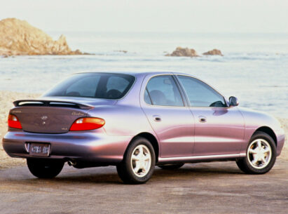History of Hyundai Elantra 6