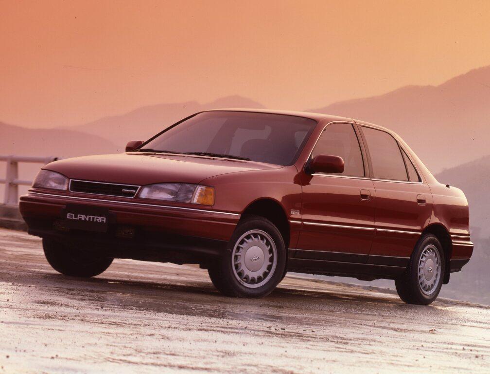 History of Hyundai Elantra 2