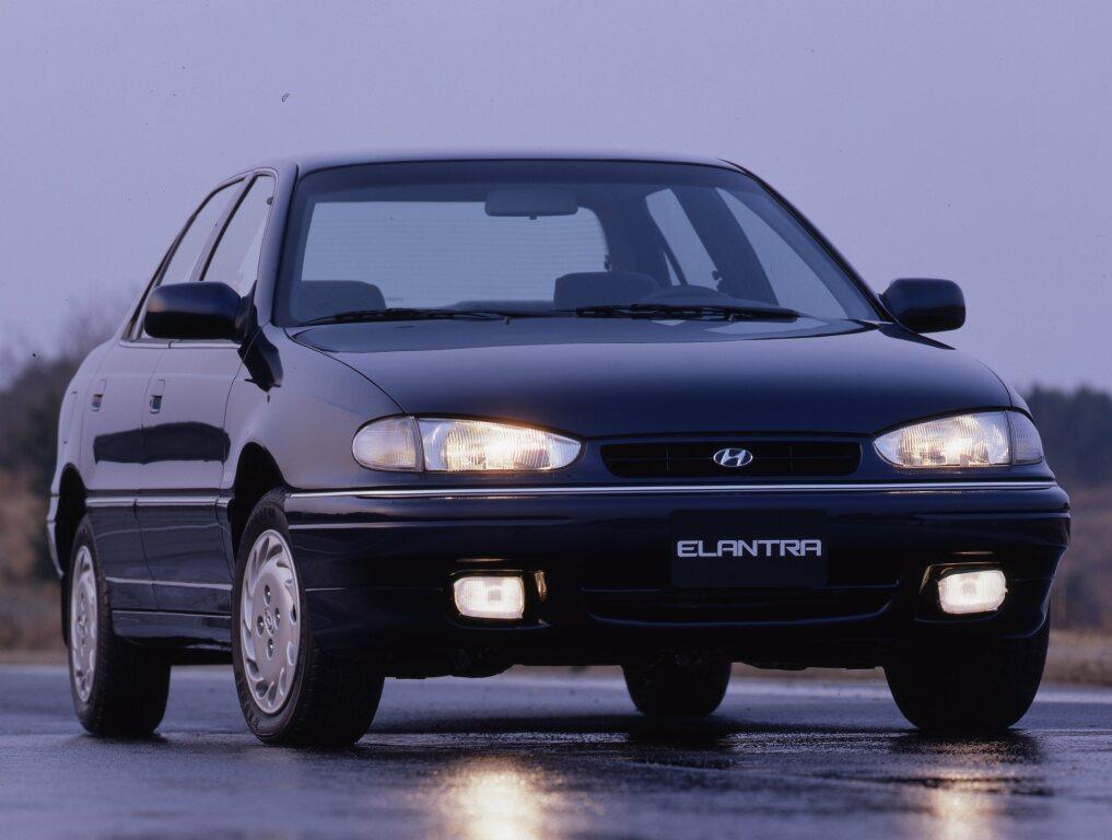 History of Hyundai Elantra 3