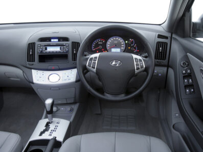 History of Hyundai Elantra 13