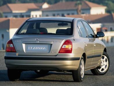 History of Hyundai Elantra 8
