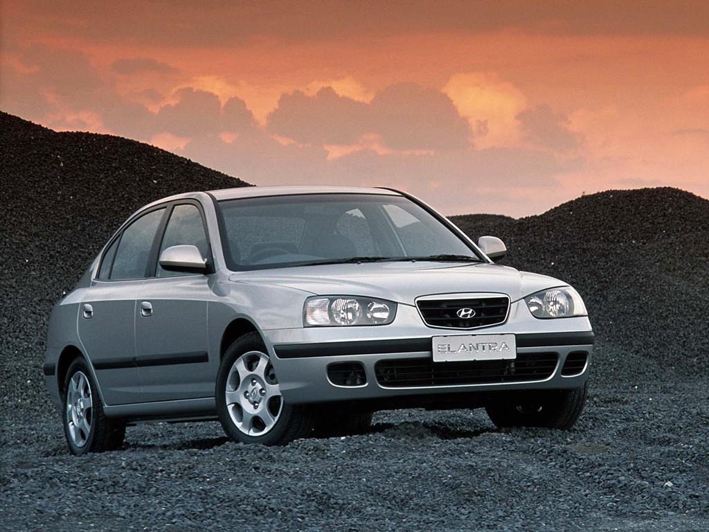 History of Hyundai Elantra 10