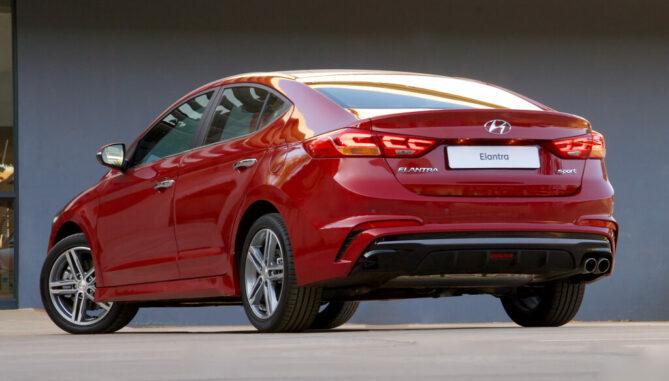 History of Hyundai Elantra 25