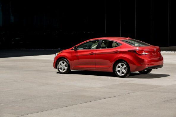 History of Hyundai Elantra 22