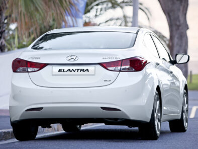 History of Hyundai Elantra 18