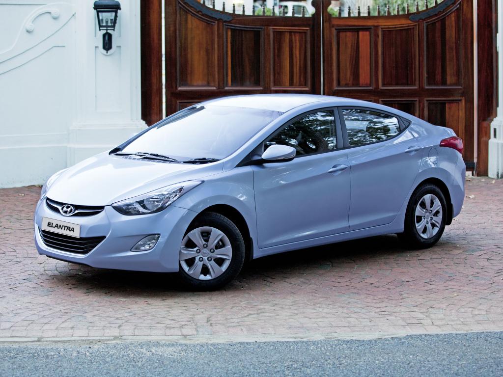 History of Hyundai Elantra 20