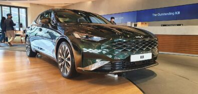 All New KIA K8 Launched in South Korea 7