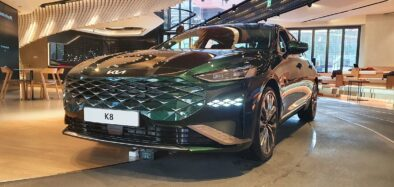 All New KIA K8 Launched in South Korea 13