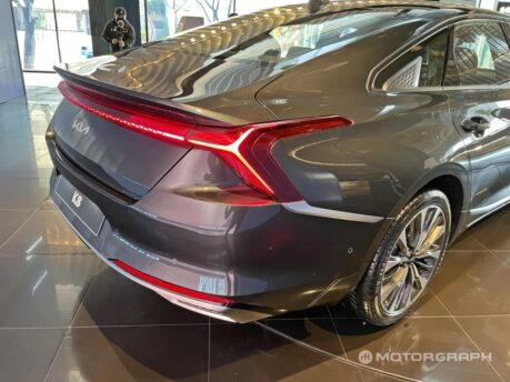 All New KIA K8 Launched in South Korea 11