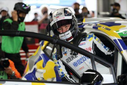 Toyota's Hydrogen Car Makes Successful Debut in Fuji 24 Hours Enduro 3