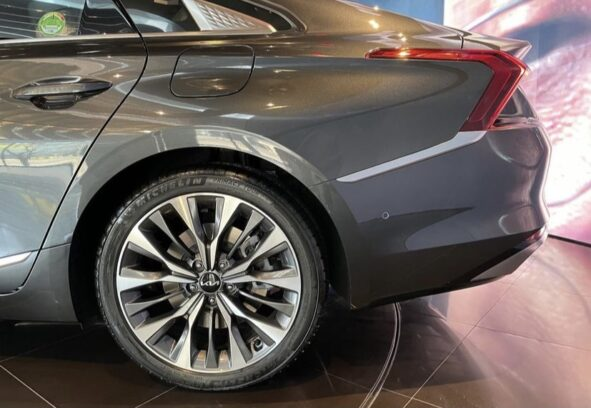 All New KIA K8 Launched in South Korea 18
