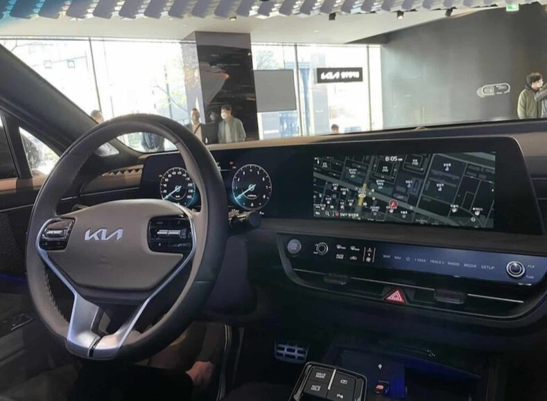 All New KIA K8 Launched in South Korea 15
