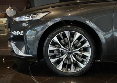 All New KIA K8 Launched in South Korea 17