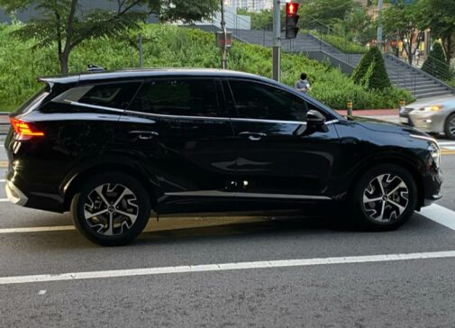 Real-Life Images of All New Kia Sportage 3