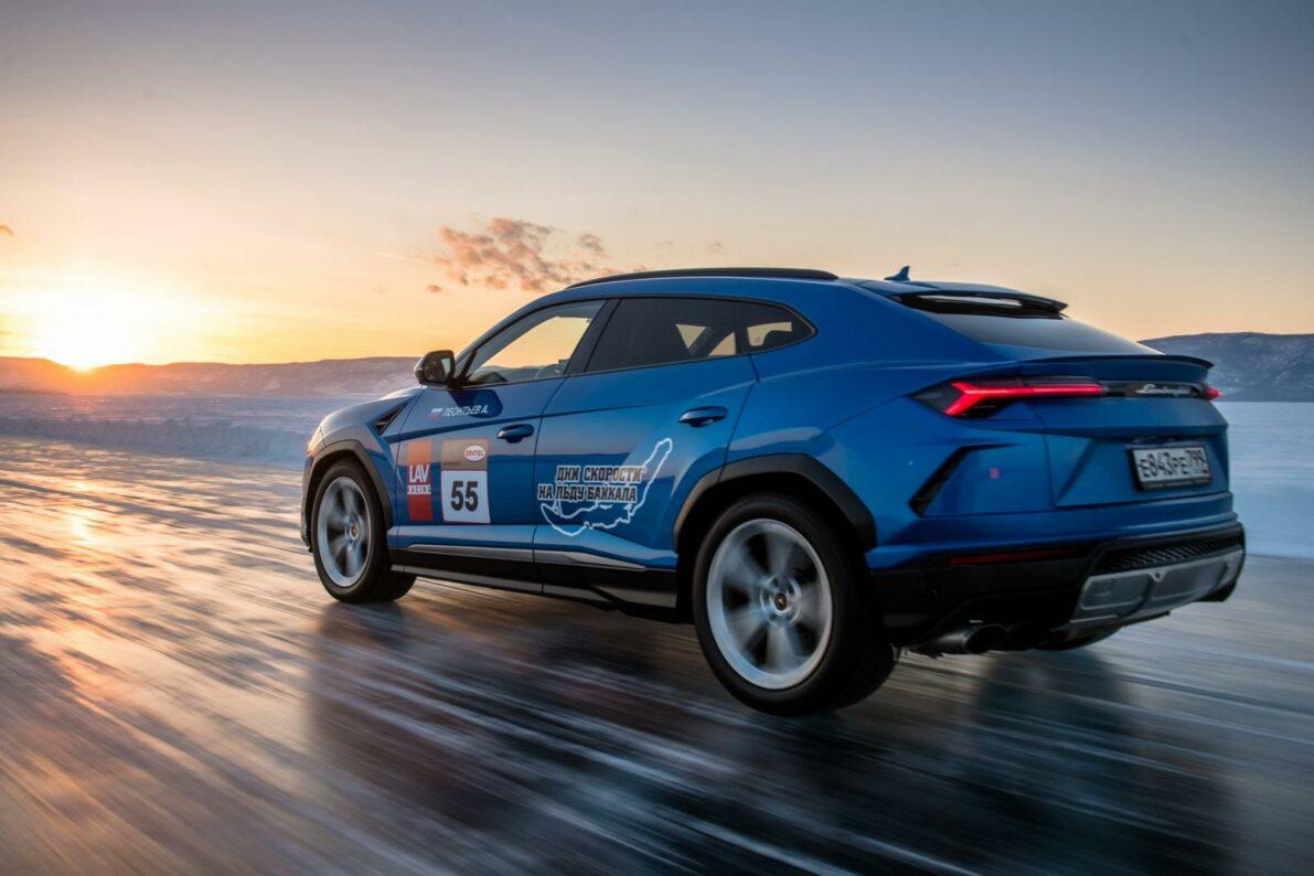 Urus Sets New Record for Lamborghini 5