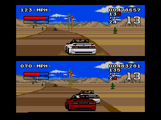 Remembering The Classic 'Lotus Esprit Turbo Challenge' Game 4