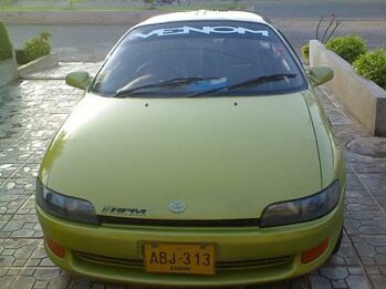 Remembering Toyota Sera from the 90s 11