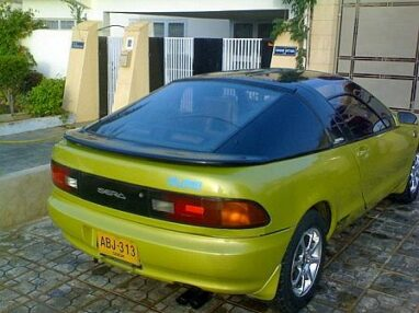 Remembering Toyota Sera from the 90s 14