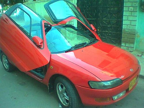 Remembering Toyota Sera from the 90s 7