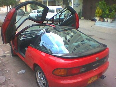 Remembering Toyota Sera from the 90s 8