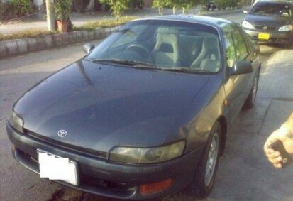 Remembering Toyota Sera from the 90s 17