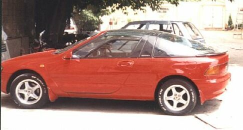 Remembering Toyota Sera from the 90s 10
